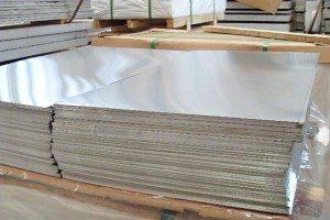 6063 chapa de aluminio