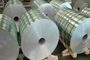 Hot Selling for 8011 jumbo roll aluminium foil for Swaziland Factories