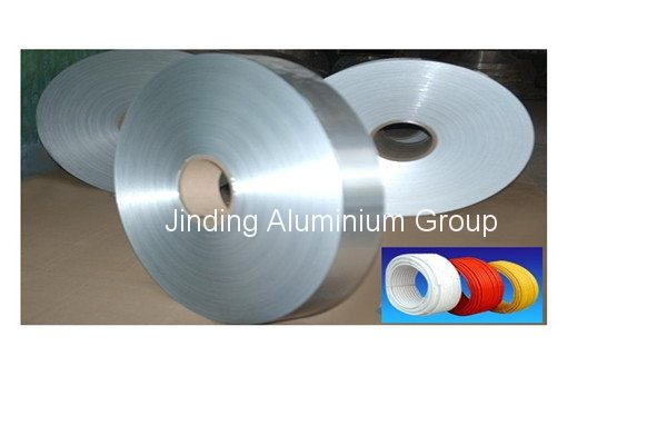 aluminim strip for water pipe