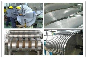 Factory made hot-sale aluminim strip for water pipe Wholesale to Pretoria
