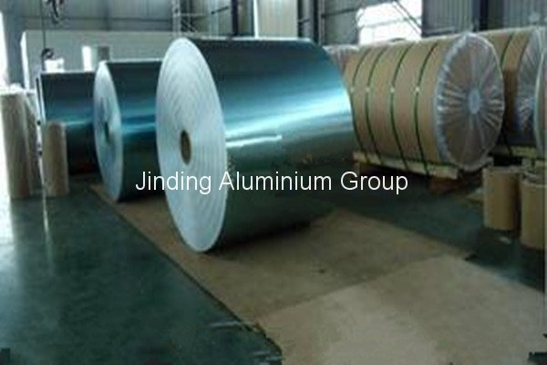 8 Years Manufacturer Aluminum Foil for Air Conditioner Supply to Egypt