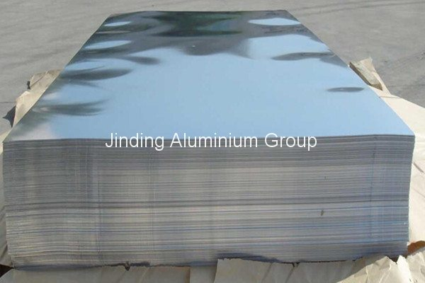 Short Lead Time for aluminum sheet for trailers 1060 3003 5052 to Saudi Arabia Factory