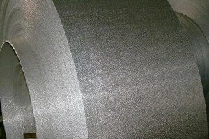 High-Precision Embossed Aluminum Coil