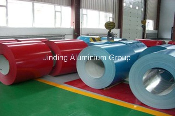 Professional Manufacturer for PVDF Coated Aluminum Coil for United Kingdom Manufacturer
