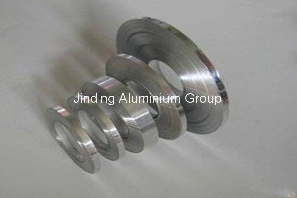 Slitted Aluminium Jalur Unggulan Gambar