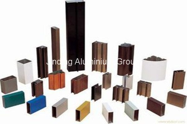 Reasonable price for painted aluminium profile Supply to Puerto Rico