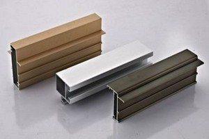 양극 처리 알루미늄 프로파일