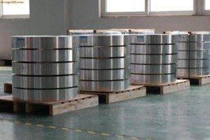 Air kanal aluminiumsfolie