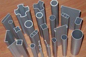 mølle færdig aluminium profil